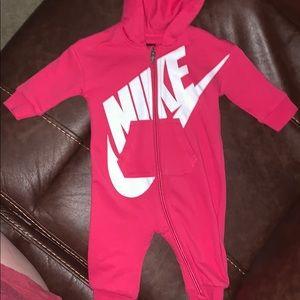 3 month Nike jumpsuit